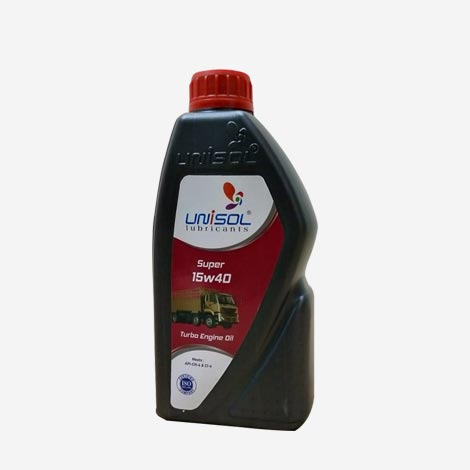 Unisol Super 15W40 Turbo Engine Oil