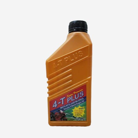 Unisol 4T Plus 10W30 SJ Engine Oil