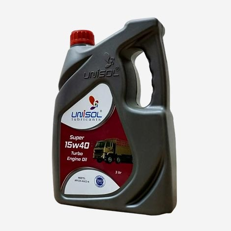 Unisol  15W40 API CH4 Turbo Engine Oil