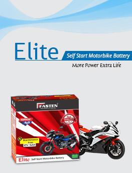 Two wheeler battery
