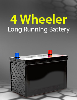 Four Wheeler battery