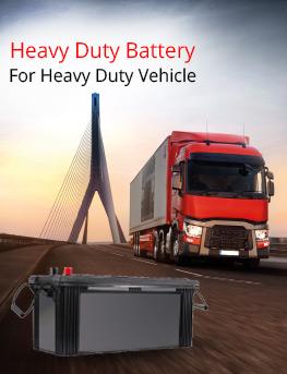 Heavy Vehicle Battery