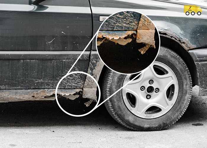 The Importance of Preventing your Vehicle from Rusting