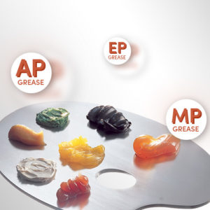 The Difference between AP Grease, MP Grease and EP Grease
