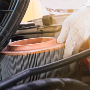 why you need to change car air filter and how to do it.