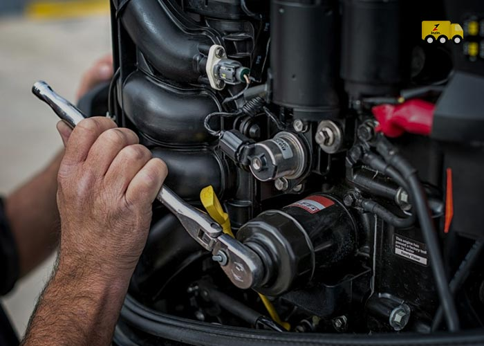 Why it's important to keep you boat's motor well maintained