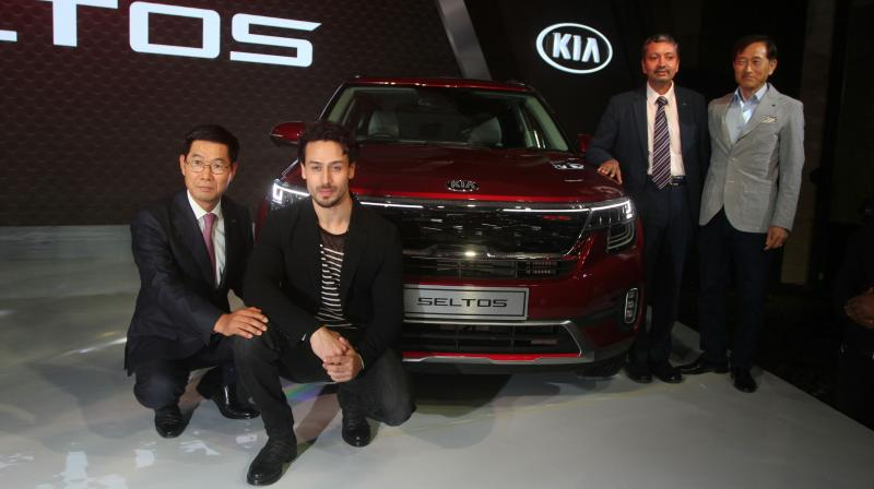 Kia Motors launched Seltos in India